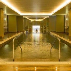 Отель Salgados Palace бассейн фото 3
