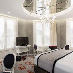 Отель Maison Albar Hotels - Le Diamond Париж комната для гостей фото 7