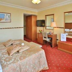 Гостиница Золотое кольцо 5* Стандартный номер двуспальная кровать фото 9
