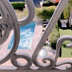 Отель Hôtel Le Canberra - Hôtels Ocre et Azur фитнесс-зал фото 4