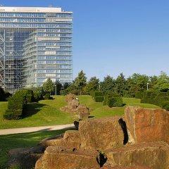 Отель Holiday Inn Düsseldorf - Hafen спортивное сооружение