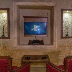 Отель Kayakapi Premium Caves Cappadocia развлечения