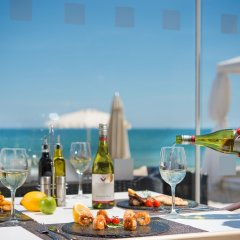 Отель Algara Beach Hotel - All Inclusive Болгария, Кранево - отзывы, цены и фото номеров - забронировать отель Algara Beach Hotel - All Inclusive онлайн питание