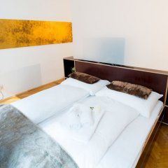 Апартаменты Vienna Residence Conventient Apartment for 2 With Perfect Airport Connection Вена комната для гостей фото 5