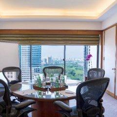 Отель Pan Pacific Singapore в номере