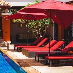 Отель Villa Laguna Phuket бассейн