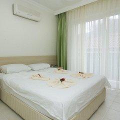 Orka Center Point Apartments Турция, Олудениз - отзывы, цены и фото номеров - забронировать отель Orka Center Point Apartments онлайн комната для гостей фото 2