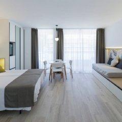Отель Medplaya Hotel Calypso Испания, Салоу - отзывы, цены и фото номеров - забронировать отель Medplaya Hotel Calypso онлайн комната для гостей фото 2