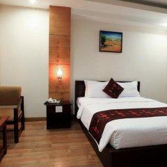 Отель Kim Hoang Long Нячанг комната для гостей фото 2