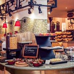 Отель Mercure Budapest Castle Hill Будапешт гостиничный бар