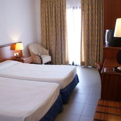 Отель Hostal Vila del Mar Испания, Льорет-де-Мар - 3 отзыва об отеле, цены и фото номеров - забронировать отель Hostal Vila del Mar онлайн комната для гостей фото 3