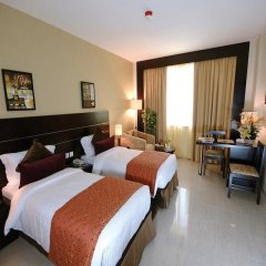 Отель Landmark Riqqa Дубай комната для гостей фото 2