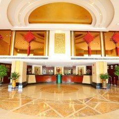 Royal Crown Hotel Цзиньюань интерьер отеля