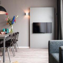 Отель Yays Bickersgracht Concierged Boutique Apartments Нидерланды, Амстердам - отзывы, цены и фото номеров - забронировать отель Yays Bickersgracht Concierged Boutique Apartments онлайн комната для гостей