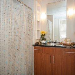 Отель Sunshine Suites at 417 США, Лос-Анджелес - отзывы, цены и фото номеров - забронировать отель Sunshine Suites at 417 онлайн ванная