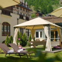 Отель Mont Cervin Palace бассейн