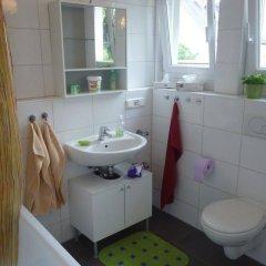 Отель Ferienwohnung Германия, Нюрнберг - отзывы, цены и фото номеров - забронировать отель Ferienwohnung онлайн ванная