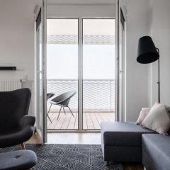 Отель RentPlanet - Apartament widokowy Atal комната для гостей фото 2
