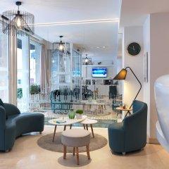 Отель Vendôme Saint Germain интерьер отеля