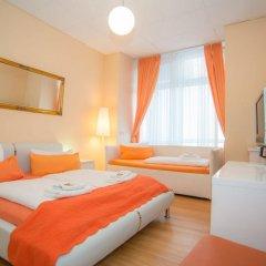 Отель City Guesthouse Pension Berlin комната для гостей фото 5
