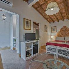 Апартаменты Drom Florence Rooms & Apartments Флоренция комната для гостей фото 5