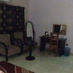 Отель Nue-Crest Hotels And Suites Нигерия, Энугу - отзывы, цены и фото номеров - забронировать отель Nue-Crest Hotels And Suites онлайн удобства в номере