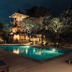 Отель The Pavilions Bali бассейн