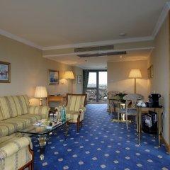 Отель InterContinental Istanbul комната для гостей фото 3