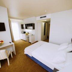 Курортный отель Санмаринн All Inclusive Анапа комната для гостей фото 5