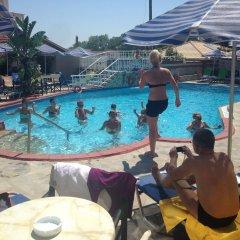 Отель Planos Beach фитнесс-зал фото 2