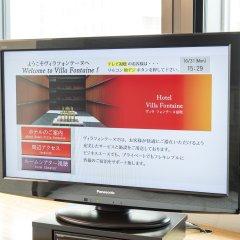 Отель Villa Fontaine Tokyo-Tamachi Япония, Токио - 1 отзыв об отеле, цены и фото номеров - забронировать отель Villa Fontaine Tokyo-Tamachi онлайн парковка
