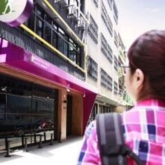 Backpackers Hostel-Ximending branch городской автобус