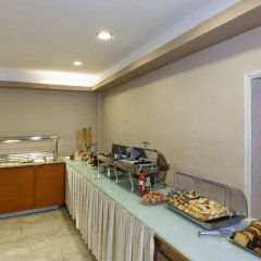 Отель Africa Hotel Греция, Родос - 1 отзыв об отеле, цены и фото номеров - забронировать отель Africa Hotel онлайн питание фото 3