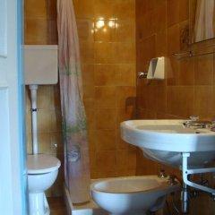 Отель Albergo Rizzi Долина Валь-ди-Фасса ванная