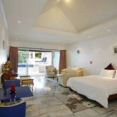 Отель Cabana Pool Suite комната для гостей фото 3