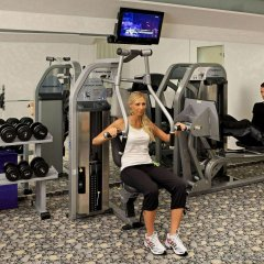 Hotel Paris Prague фитнесс-зал