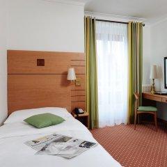 Отель Eden Hotel Швейцария, Женева - отзывы, цены и фото номеров - забронировать отель Eden Hotel онлайн комната для гостей фото 5