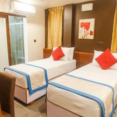 Отель Club Blu Мальдивы, Мале - отзывы, цены и фото номеров - забронировать отель Club Blu онлайн комната для гостей фото 5