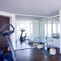 Отель MENNINI Милан фитнесс-зал фото 2