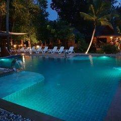 Отель Sayang Beach Resort Ланта бассейн фото 3