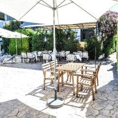 Отель Valentino Hotel Греция, Петалудес - отзывы, цены и фото номеров - забронировать отель Valentino Hotel онлайн приотельная территория фото 2