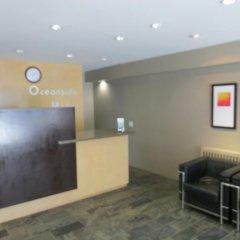 Отель Oceanside Hotel Канада, Ванкувер - отзывы, цены и фото номеров - забронировать отель Oceanside Hotel онлайн интерьер отеля