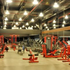 Ommer Hotel Kayseri фитнесс-зал