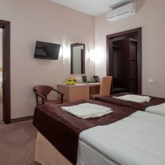 Гостиница BISHOTEL в Липецке 2 отзыва об отеле, цены и фото номеров - забронировать гостиницу BISHOTEL онлайн Липецк комната для гостей фото 3