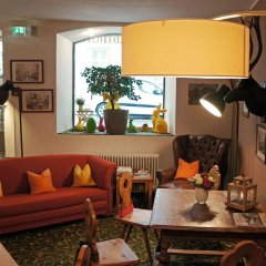 Отель Altstadthotel Weisse Taube Австрия, Зальцбург - отзывы, цены и фото номеров - забронировать отель Altstadthotel Weisse Taube онлайн интерьер отеля фото 2