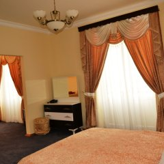 Гостиница Гыз Галасы комната для гостей