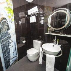 Отель Posada Del Dragón ванная
