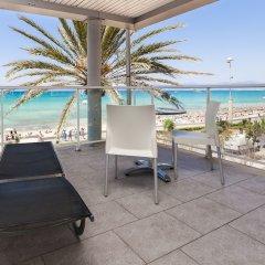 Отель Apartamentos Mix Bahia Real пляж фото 2