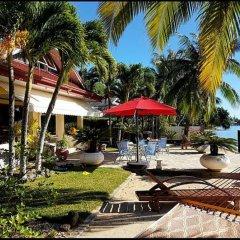 Отель Villa Oramarama - Moorea Французская Полинезия, Папеэте - отзывы, цены и фото номеров - забронировать отель Villa Oramarama - Moorea онлайн фото 4