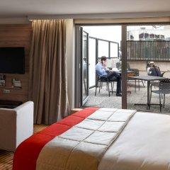 Отель Mercure Paris Boulogne Булонь-Бийанкур комната для гостей фото 4